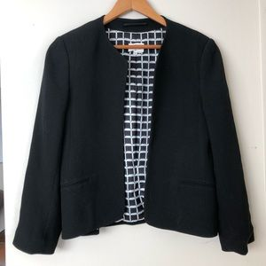 Wilfred exquis blazer size small in black